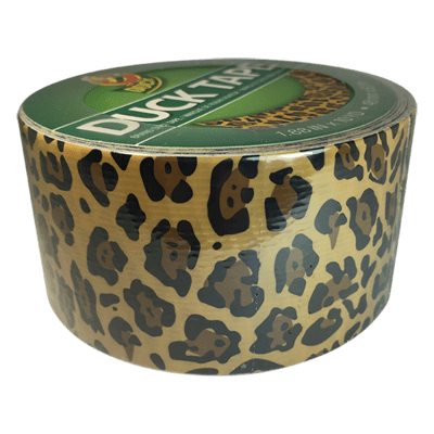 Duck Tape, Leopard Duct Tape