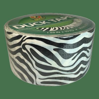 Duck Tape, Zebra Duct Tape