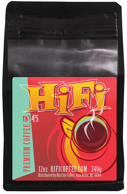 HiFi, Number 45 Organic Blend HF-W12