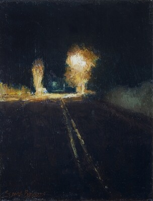 'Where?' Painting