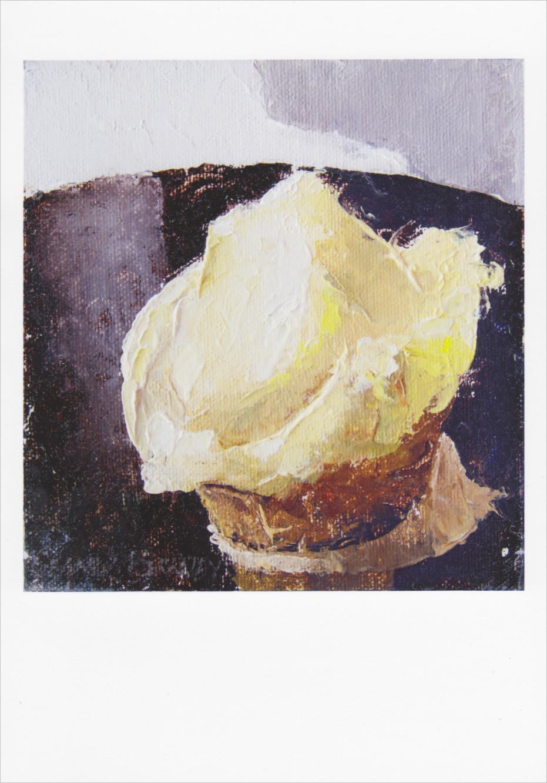 'Pear Ginger Sorbet' Notecard