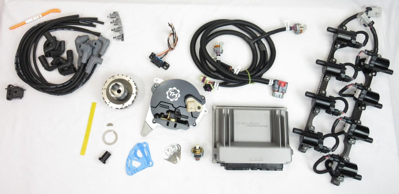 hight resolution of lt1 obd1 wiring harnes