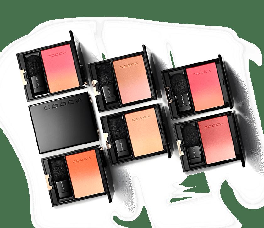 Pure Color Blush SQ-PCB