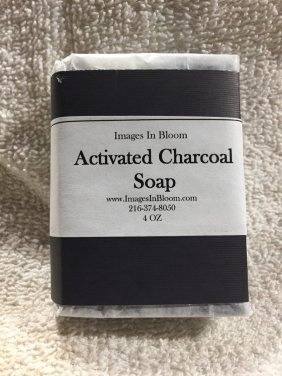 Activated Charcoal Soap  **NEW**