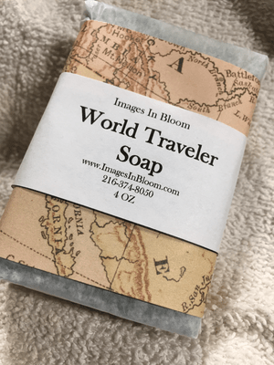 World Traveler Soap *New***