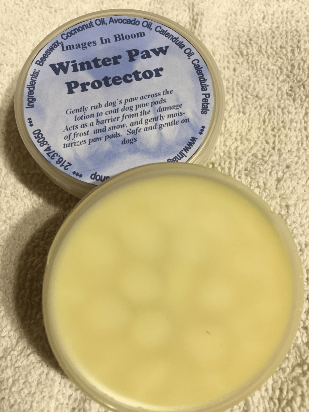 Winter Paw Protector (for Dogs). **New** Dog-wpp