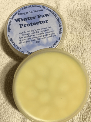 Winter Paw Protector (for Dogs). **New**