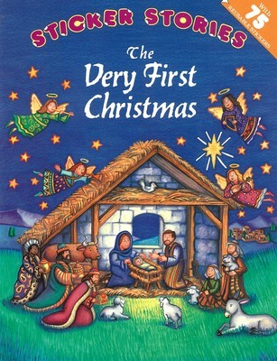 Very First Christmas, The (Sticker Stories)