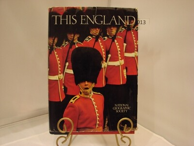 This England by National Geographic Society