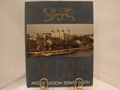 England by Angus Wilson & Edwin Smith
