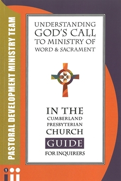 Understanding God's Call to Ministry of Word & Sacrament