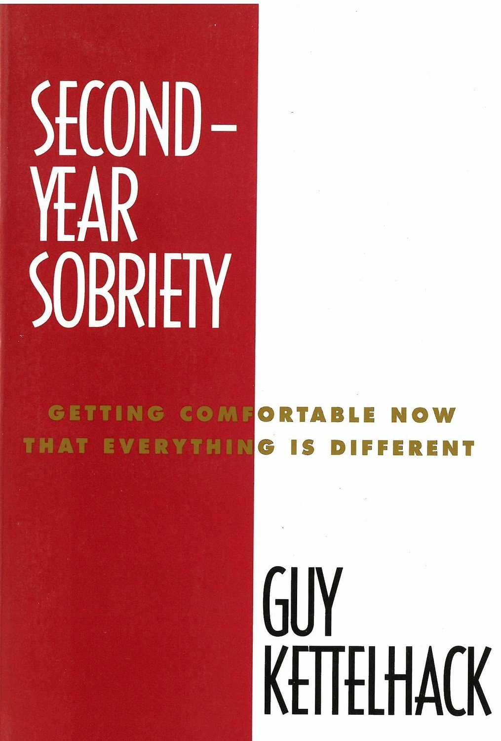 Second-Year Sobriety: Getting Comfortable Now That Everything Has Changed (Harper Sobriety, Vol. 2)