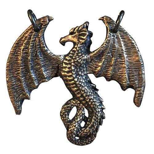 Infinity Dragon Pendant DLP27