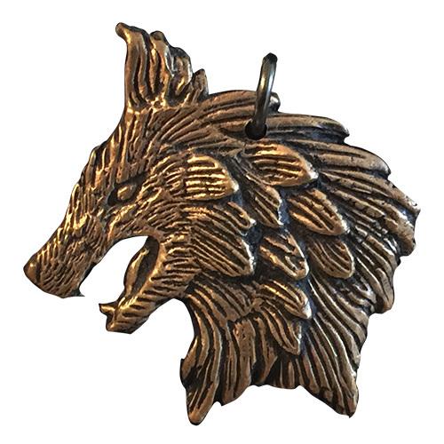 Spirit of the Wolf Pendant DLP83