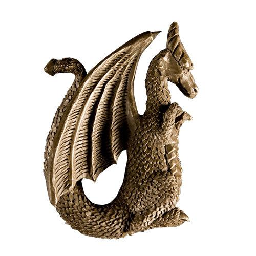 Dragon Brooch DLP14