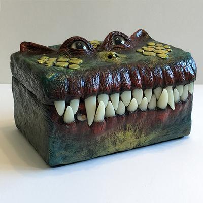 El Choppo - Dice or Jewelry Box