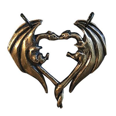 Dragon Heart Pendant