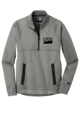Unisex New Era ® Venue Fleece 1/4-Zip Pullover