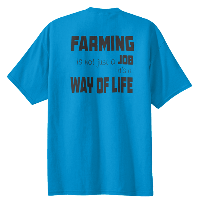 "Farming Way of Life PC61 ""Way of Life"""