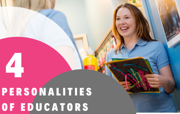 The Four Personality Styles Of Educators UYO03042019