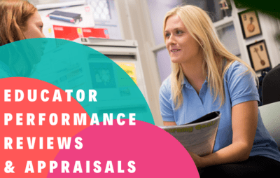 Educator Performance Reviews & Appraisals. They're Not About Feedback