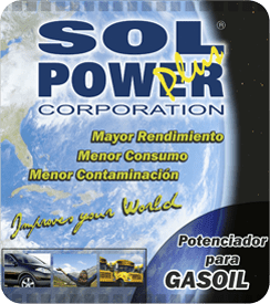 10 X SOL Power Plus Gasóleo 0,3 L - D03