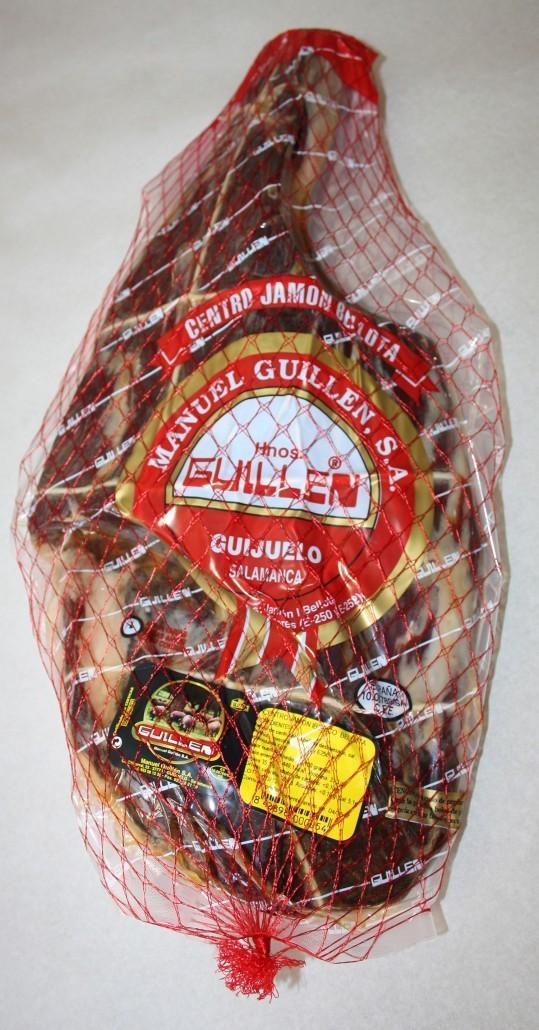 Jamón Ibérico Bellota Deshuesado - Peso aproximado: 5 a 5,5 kg sin contar el embalaje GUILLEN-5