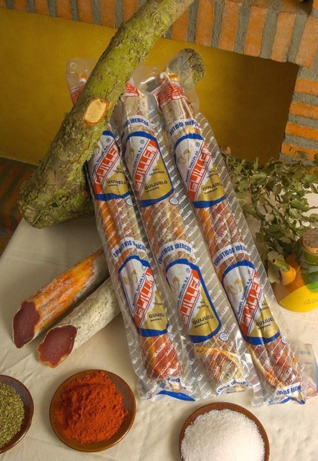 Lomo Ibérico Cebo - Peso aproximado: 1,2 a 1,4 kg sin contar el embalaje GUILLEN-28