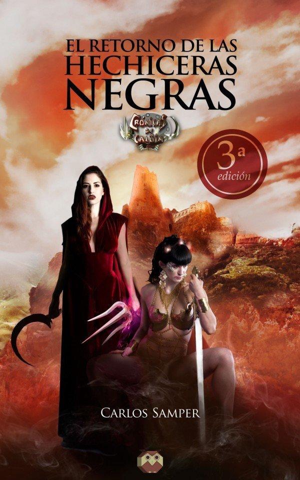 El retorno de las Hechiceras Negras 978-84-16214-25-9