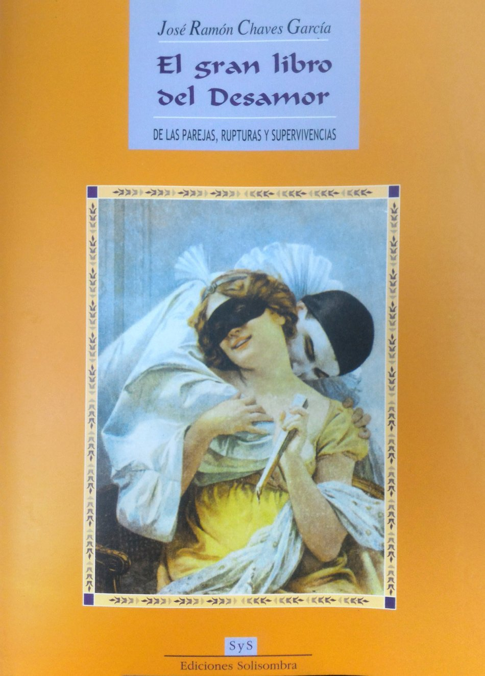 El Gran Libro del Desamor 84-605-9981-7