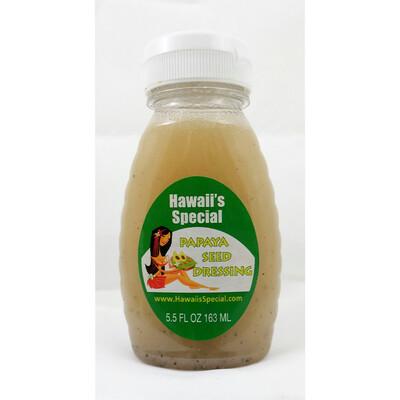 Original Papaya Seed Dressing, 5.5 oz