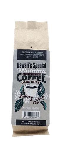 Waialua Coffee - Dark Roast, 2 oz - Whole Bean