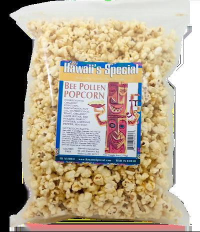 {5-Pack} Bee Pollen Popcorn, 6 oz