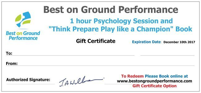 Adult Psychology Gift Voucher + Free Book ! 002