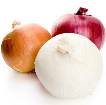 Cipolle miste: rosse, bianche (1kg)