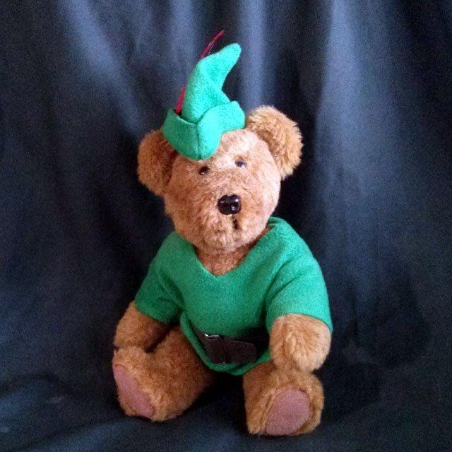 Archer The Teddy Bear