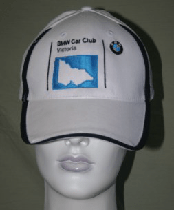 BMWCCV Baseball Cap - White