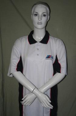 ///M Ladies Summer Short-Sleeve Shirt