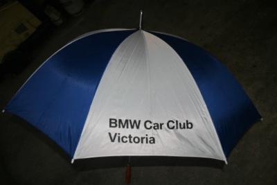 BMWCCV Golf Umbrella