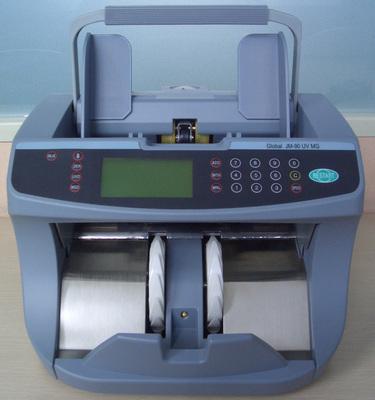 Global JM-90 UV/MG Money Counter