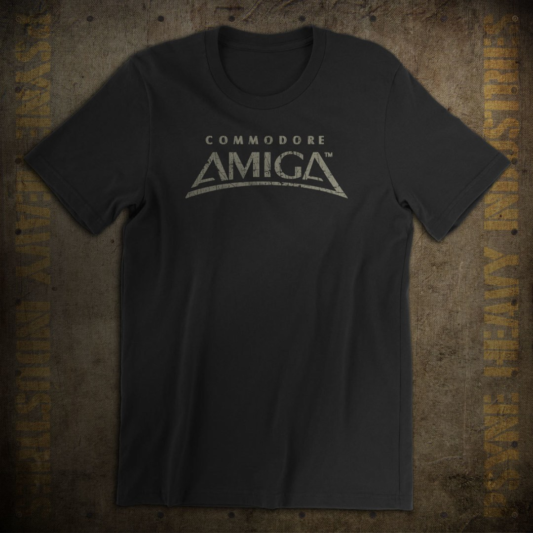 Commodore Amiga Vintage T-Shirt