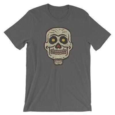 1950s Halloween Skull Vintage T-Shirt