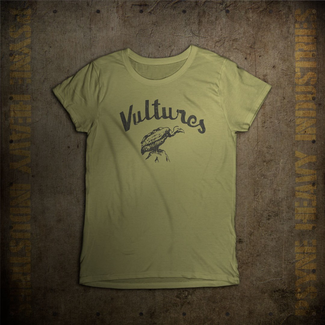 Vultures New York 1970s Vintage T-Shirt - Women's