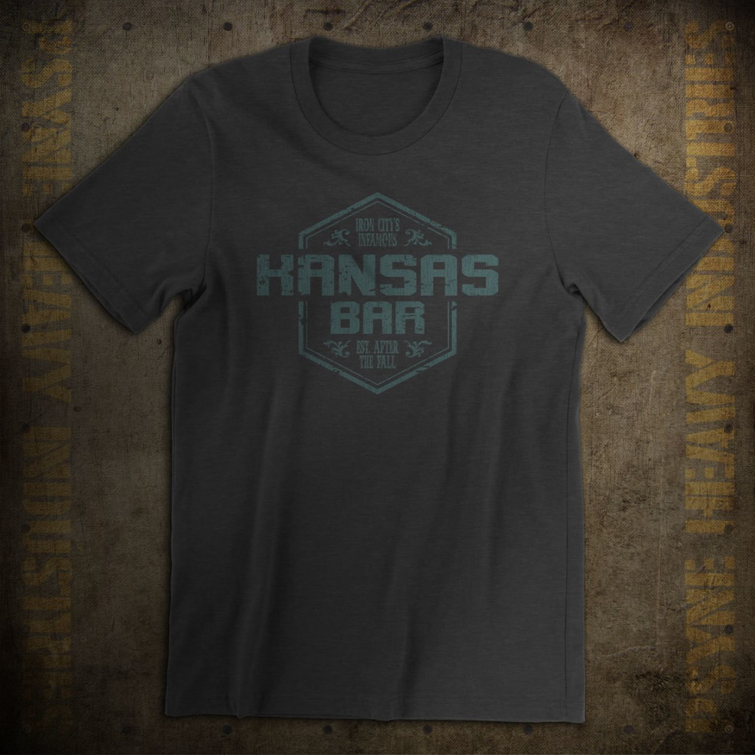 Kansas Bar Vintage T-Shirt