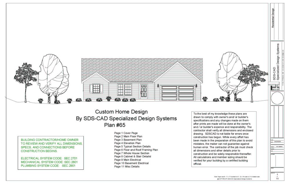 medium resolution of 5 complete house plans construction blueprints autocad dwg and pdf