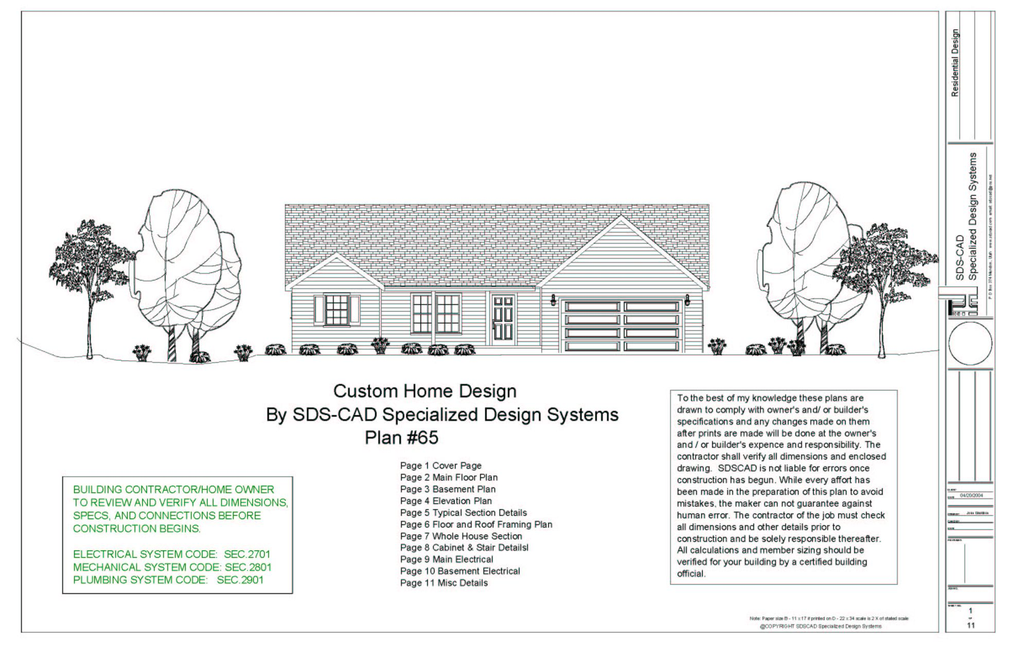 hight resolution of 5 complete house plans construction blueprints autocad dwg and pdf