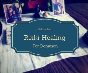 Reiki Healing for Donation