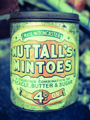 Nuttal's Mintoes Print