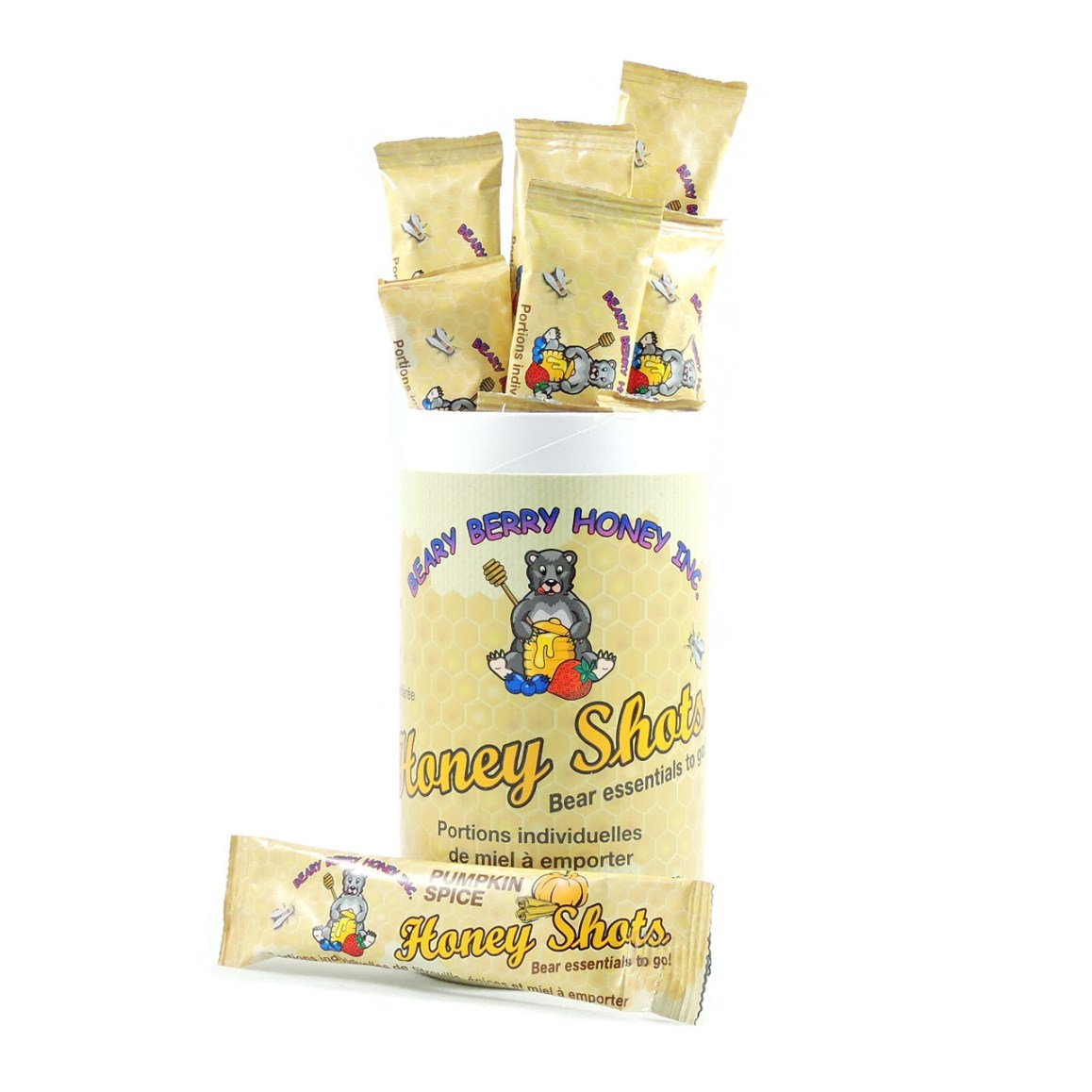 Assorted Honey Shots 875294001091
