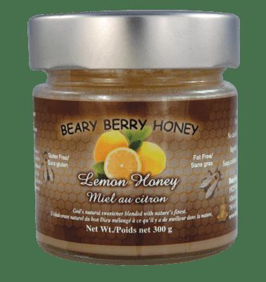 Lemon Honey (300 g)